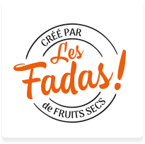 Logo - Les Fadas de Fruits Secs